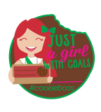 Just a Girl with a Goal Patch (Write in Cookie #)