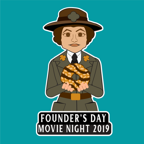 Founders Day Movie Night