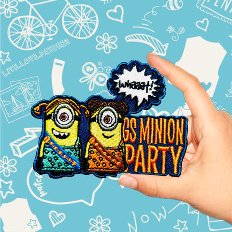 GS Minion Party Patch