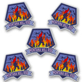 Montana Wildfire Relief Effort Patch