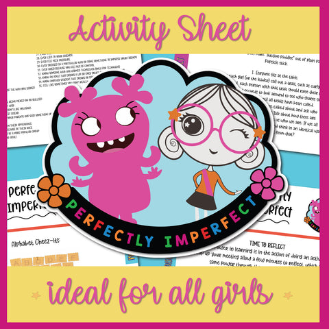 Perfectly Imperfect Activity Sheet