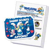 -Smurf Patch Activity Sheet