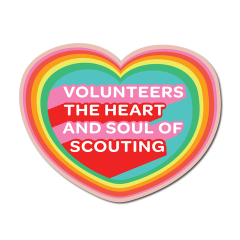 Volunteers the Heart and Soul of Scouting