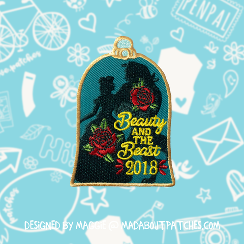 Beauty and the Beast Patch 2018 only
