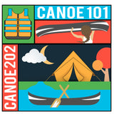 Canoe 101 Patch