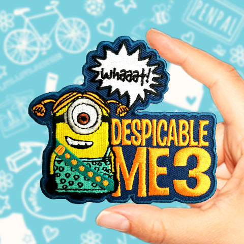 Despicable Me 3 Movie Patch