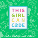 THIS GIRL CAN CODE PATCH