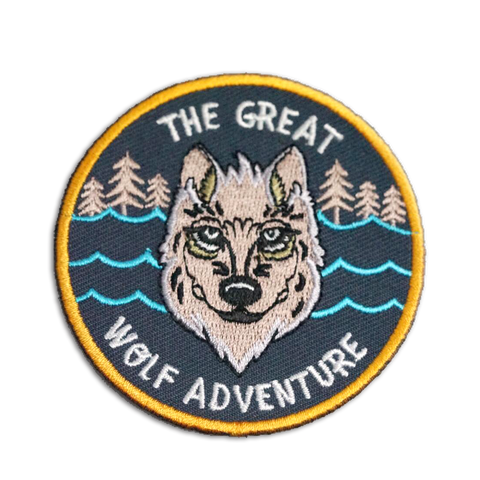 2019 Design - Great Wolf Inspired Patch