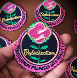 "Rededication Patch ""Transforming PROMISES into reality"""