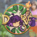 Dora Inspired Movie Patch
