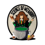 Science of Wizardry Patch inspired by Hermione