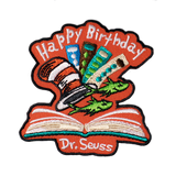 Dr. Seuss Birthday Scout Patch