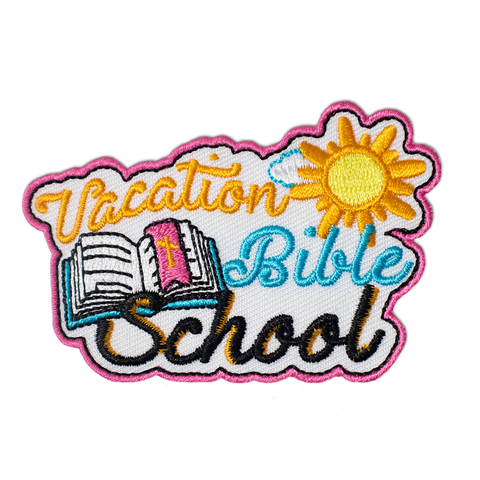 Vacation Bible School patch