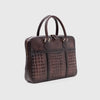 Maglieriapelle handcrafted Kozan bag in Bag  Brown
