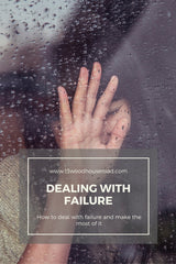 How to deal with failure?