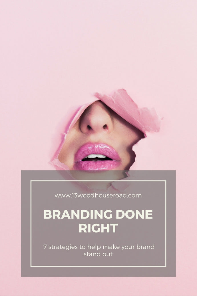 How to make your brand stand out?