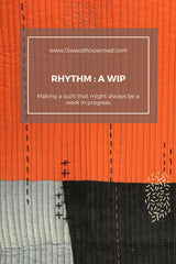 RHYTHM : A Work in Progress