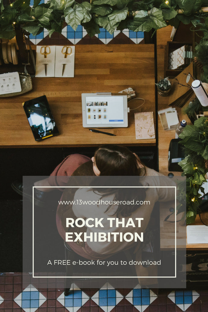 Rock that Exhibition - FREE eBook download