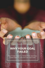 Why your goal failed?