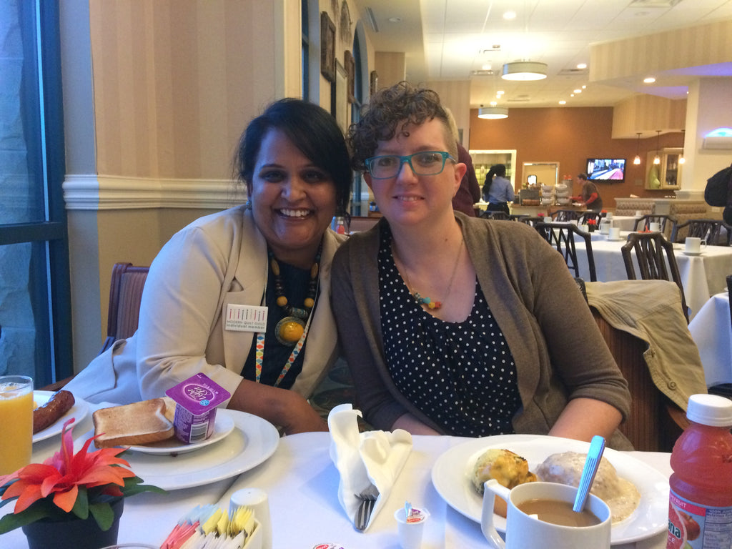 emily-and-shruti-at-quiltcon-2017-savannah-georgia