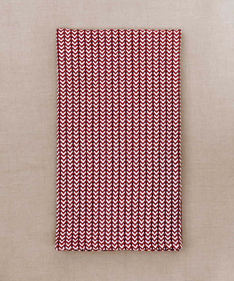 handwoven towel for the bath or kitchen.