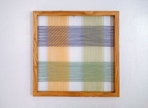 Woven Construction: Small Square Four Cloth