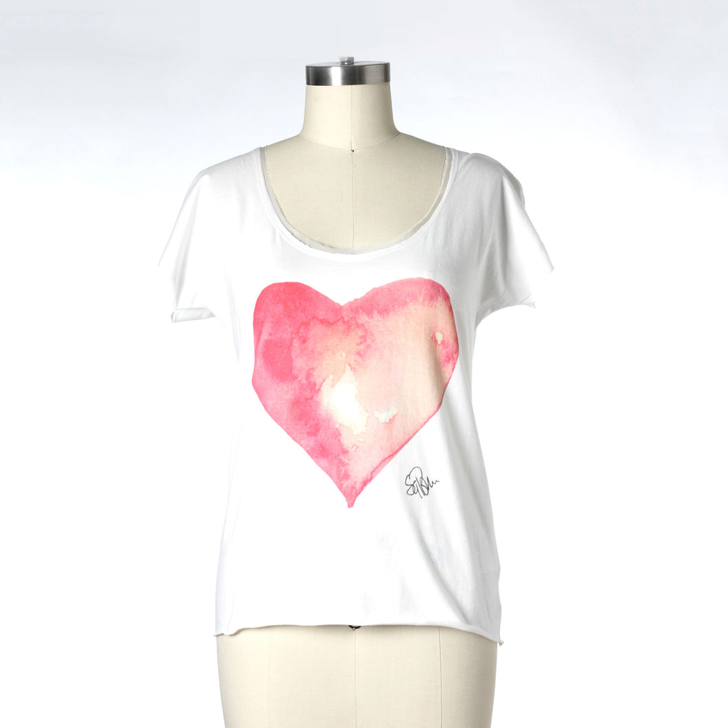 Heartfull  T-Shirt 1