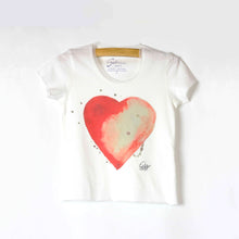 Load image into Gallery viewer, Kids Heartfull T-Shirt