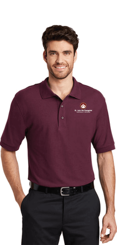St. John's the Evangelist - Port Authority Silk Touch Polo