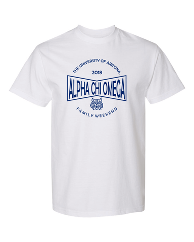 Gildan Hammer T-Shirt. 100% combed ring spun cotton - White