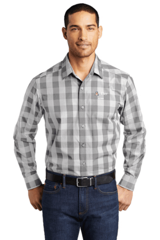 UA Eller College - Everyday Plaid Shirt