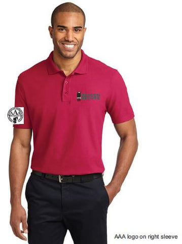 Beacon Group - Beacon Secure - Port Authority Stain-Release Polo