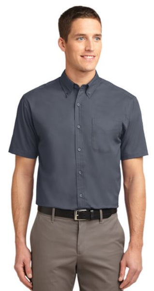 C-Path Port Authority® Short Sleeve Easy Care Shirt