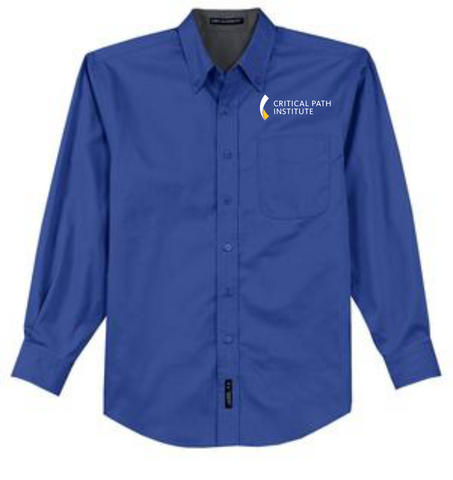 C-Path Port Authority® Long Sleeve Easy Care Shirt
