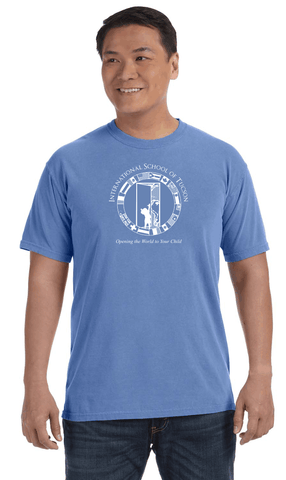 International School of Tucson - Fundraising Item! Comfort Colors Adult Heavyweight RS T-Shirt