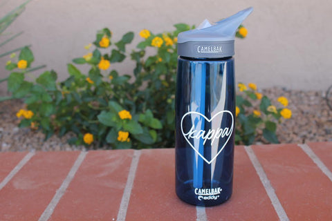 Kappa Kappa Gamma Camelbak water bottle