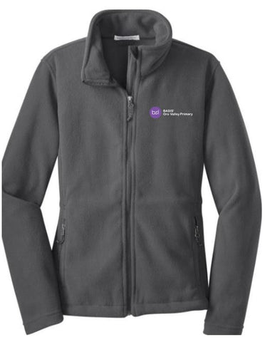 BASIS OV Primary Ladies Fleece Jacket