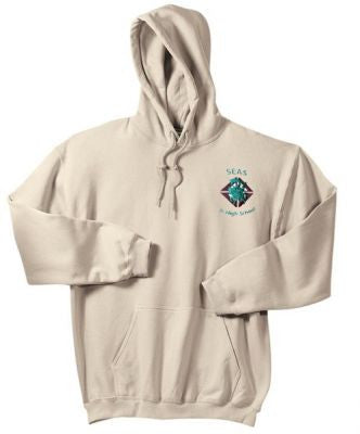 SEAS Jr. High Hooded Sweatshirt