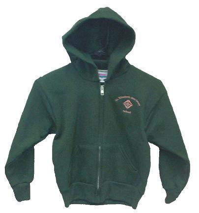 SEAS Full-Zip Hooded Sweatshirt