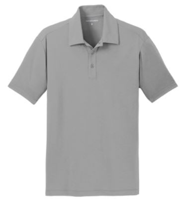 C-Path Port Authority® Unisex Cotton Touch™ Performance Polo