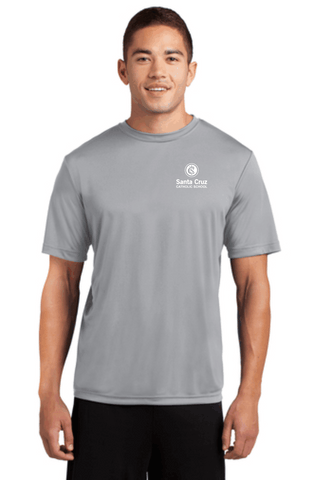 Santa Cruz Catholic School Adult P.E. Shirt