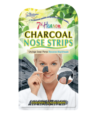 7th Heaven Mascarillas Faciales Charcoal Nose Pore Strips 4848
