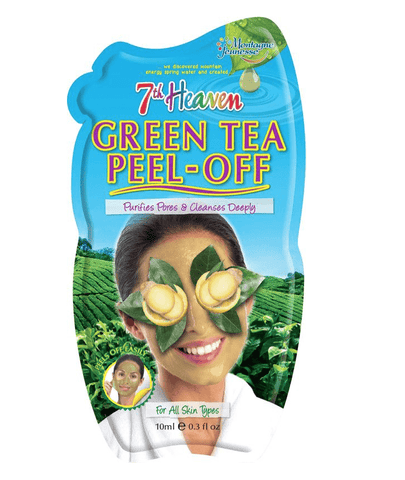 7th Heaven Mascarillas Faciales Green Tea Peel Off Mask 4852
