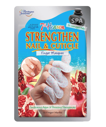 7th Heaven Mascarillas Faciales Strengthen & Nail Cuticle 4853