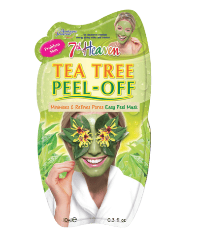 7th Heaven Mascarillas Faciales Tea Tree Peel Off Mask 4838
