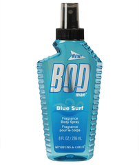 Bod Man Body Splash Blue Surf Body Spray 236ml 5524