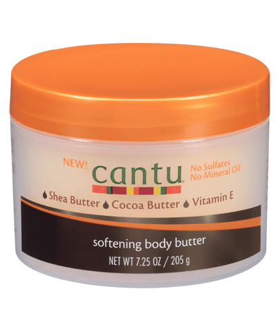 Cantu Body Butter Softening Body Butter 214ml 6004
