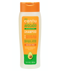 Cantu Cabello Cantu Avocado Collection - Sulfate-Free Cleansing Cream Shampoo 13.5 Oz. 07987