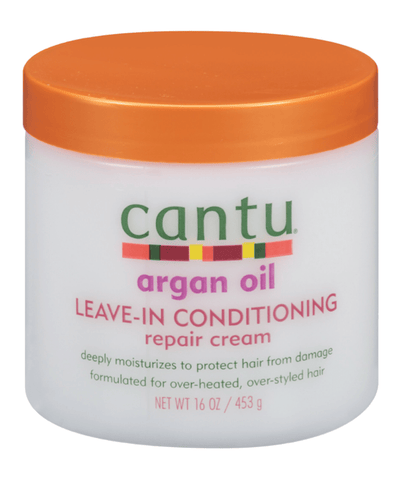 Cantu Tratamientos Argan Oil Leave-In Conditioning Repair Cream 473ml 01517