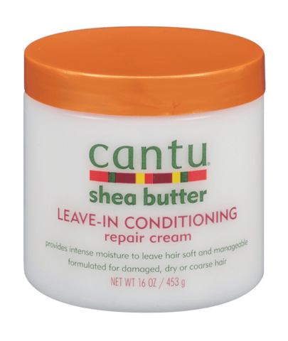 Cantu Tratamientos Shea Butter Leave-In Conditioning Repair Cream 473ml 000126